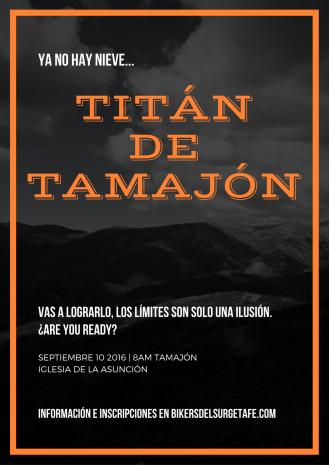 Titán deTamajón septiembre
