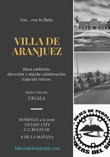 villa dearanjuez